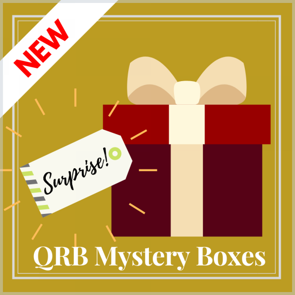 Quail Ridge Books New Mystery Boxes product